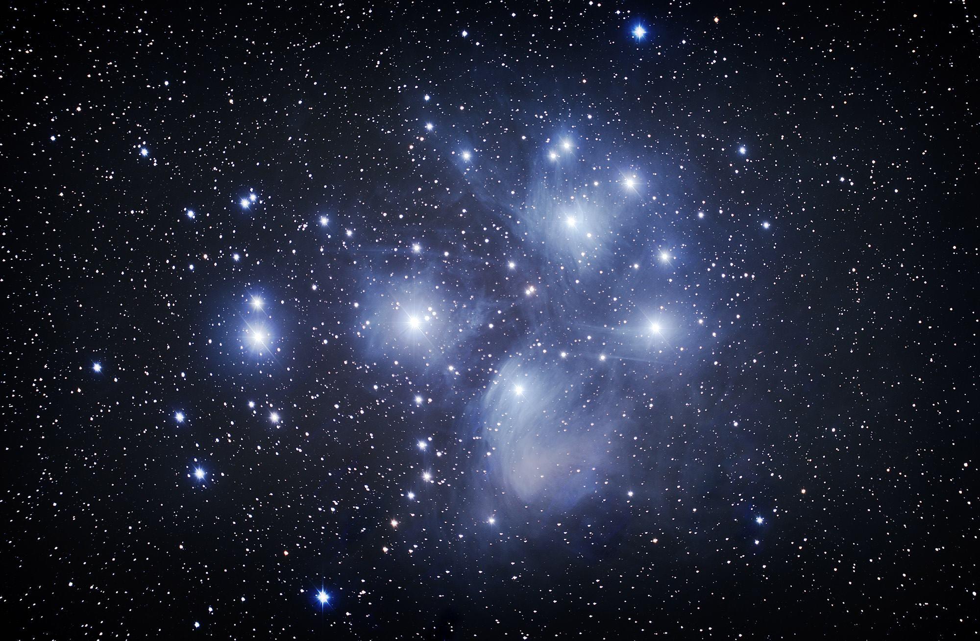 pleiades star cluster subaru - photo #23