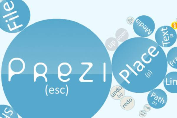 Even this Prezi logo is simple and easy to understand