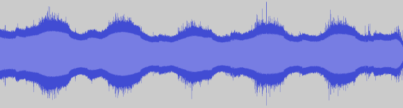 Waveform for Large Cup Planet